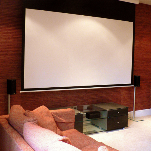 Manual Projector Screen 200 by 200cm