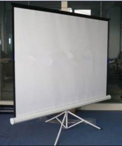 Tripod projection screen 96*96 inches