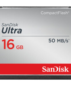 SanDisk Ultra 16GB Compact Flash (CF) Card