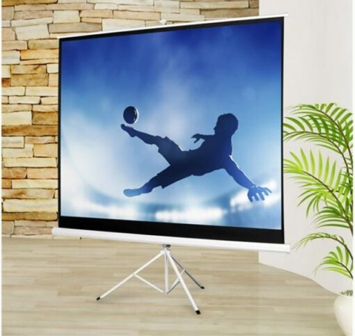 Tripod projection screen 84*84 (200*200cm) inches