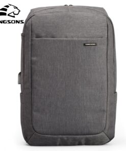 Kingsons15.6 inch Laptop Backpack